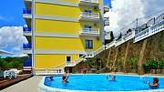 Крым жилье Алупка отдых с детьми вилла с бассейном Алупка