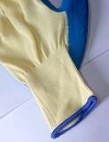 Перчатки с рельефным латексным натуральным покрытием, х/б, 13 класс Донецк