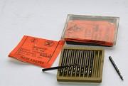 Сверло твердосплавное 1,8 мм, ВК-6М (монолитное), 30/10 мм, утол. хв. 2,0 Макеевка