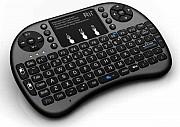 Беспроводная клавиатура с тачпадом для Smart TV