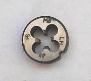 Плашка левая М8х1,25LH, 9ХС, 25/9 мм, основной шаг, ГОСТ 9740-71 Донецк