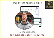 Jason Wardrop – The 6-Figure Agent 2.0 System - REAL ESTATE COURSES CHEAP Москва