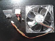 Вентилятор Maxtron с подсветкой 120мм