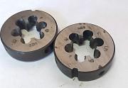 Плашка левая М22х1,5LH, 9ХС, 55/16 мм, мелкий шаг, ГОСТ 9740-71. Донецк