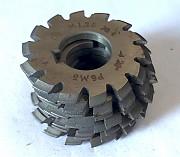 Фреза дисковая модульная М1,25; Р6М5, угол 20°, к-т из 8 шт, 50х19 мм, ГОСТ 10996-64 или ОСТ 2.И41-1 Донецк