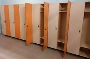 Шкафы для раздевалок, фитнес залов, спорт залов, рабочих Краснодар