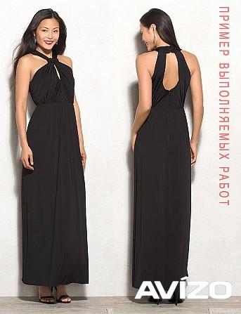 94d7d5e5136 Пошив модных платьев и дизайнерской одежды на заказ оптом в Санкт-Петербурге.  Санкт-