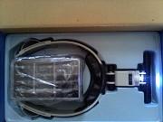 Очки со сменными линзами 4 шт с подсветкой. Стаханов