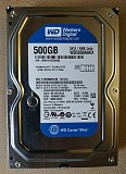 Western Digital WD5000AAKX 500 GB Донецк