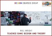 Will Wright - MasterClass - Will Wright Teaches Game Design and Theory - Design Courses Cheap Москва