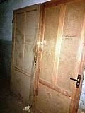 двери деревянные в цех Донецк