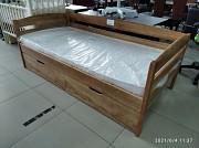 кровать деревянная 80*1,80 с ящиками Донецк