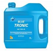 ARAL Blue Tronik 10 w 40 4 л Настоящее оригинальное немецкое масло
