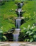 Строительство водопадов бассейнов