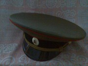 Фуражка военного Харцызск