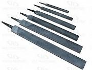 Напильник плоский 150 мм, насечка №1, крупная, драчевый, ГОСТ 1465-80 Донецк