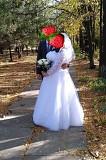 Продам шикарное свадебное платье Донецк