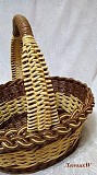 Плетенная корзина