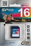Карта памяти SD Card Class 10 Silicon Power, 8, 16 гб Донецк