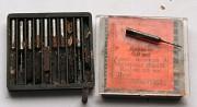 Сверло твердосплавное 0,9 мм, ВК-6М (монолитное), 30/6 мм, утол. хв. 3,175 Макеевка