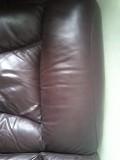 Реставрация покраска кожи, мебель диваны, кресла. Донецк