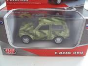 Автомобиль LADA 4x4 Технопарк Липецк