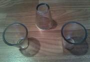 Мерные стопки (стекло), спиртомер бытовой (новый) Стаханов