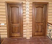 Двери деревянные массив. Донецк. Комплект от 22000 руб. Донецк