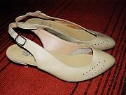 """Туфли женские """"Цебо"""", натуральная кожа (не носились) р-р 38. Цена 50 руб. Макеевка"""