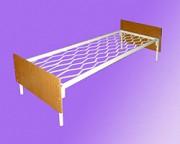 Кровати металлические двухъярусные для казарм, кровати трёхъярусные Хабаровск