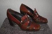 Стильные туфли, натур кожа р37 Луганск