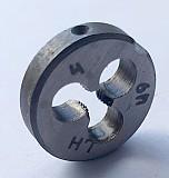 Плашка левая М-4х0,7LH, 9ХС, (20/5 мм), основной шаг Макеевка