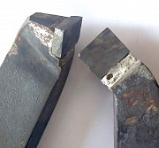 Резец проходной отогнутый 40х25х200, Т15К6, ГОСТ 18877-73, внутризаводской. Макеевка
