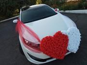 Свадебные украшения, свадебное украшение для авто на свадьбу Донецк