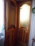 Продам комплект из 2-х дверей из натурального дерева ! Донецк