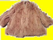 натуральный мех большой размер лиса полушубок Донецк