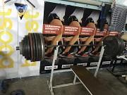 Штанга олимпийская динамо в луганске лнр весом 290 кг цена 52000 рублей Луганск
