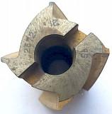 Зенкер насадной 45,0 мм, Р6М5, 2320-2672, ГОСТ 21584-76 Донецк