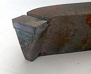 Резец проходной отогнутый 40х25х200, ВК8, ГОСТ 18877-73, 2102-0013. Макеевка
