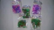 Цветные резиночки для плетения. 300 шт. Стаханов