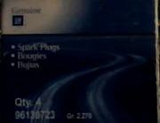 свеча зажигания Eyquem Spark Plug RC 62 LS5 - EYQUEM Донецк