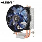 Охлаждение для процессора - Alseye для intel и AMD, кулер 90 мм. Донецк
