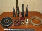 Запасные части к тестомесильным машинам Смелянского завода Донецк