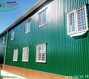Изготовление, доставка и установка алюминиевых и ПВХ окон, дверей. Краснодар