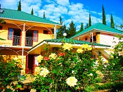 Отдых в Алуште цены снять номер пансионат Канака Алушта