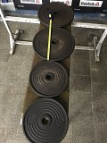 блины для штанги пара по 15 кг и пара по 10кг посадочный диаметр 36мм