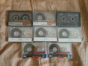 Аудиокассеты с записью (импортные) Енакиево