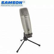 Студийный микрофон - Samson C01U Pro USB + штатив-тренога Донецк