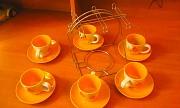 сервиз чайный кофейный салатницы вазы тарелки горшочки селедочницы