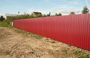 Забор из профнастила Донецк